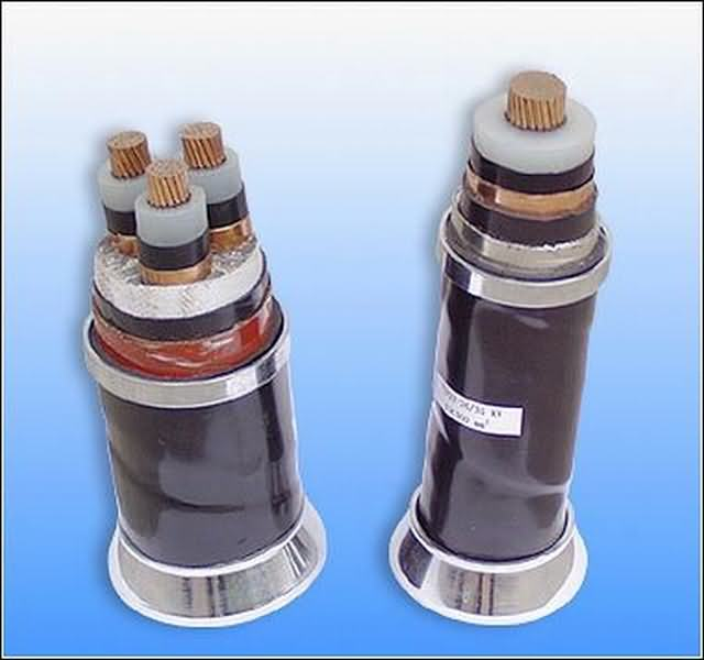 6.35/11 (12) Kv 3 C Al/XLPE/Swa/PVC Type a Sans 1339-2010 Standard Power Cable