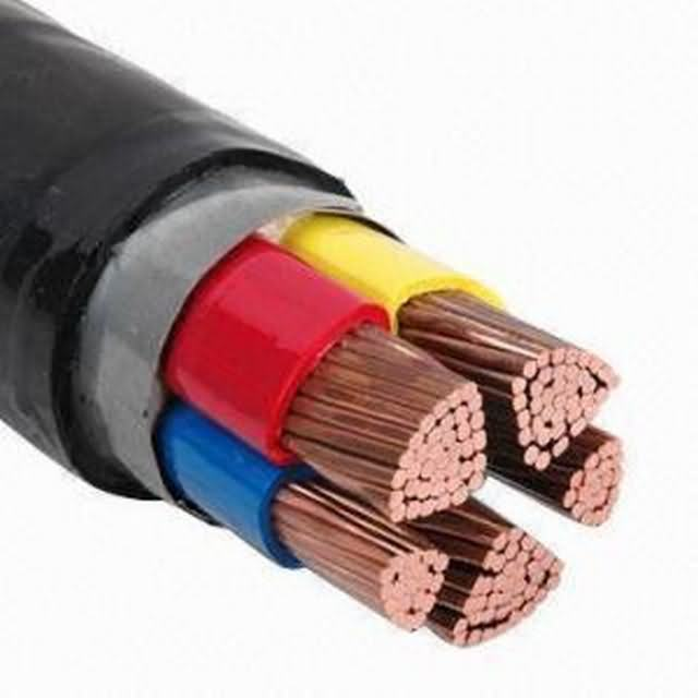 600/1000V Copper Conductor 4 Core Armored XLPE Cable 185mm