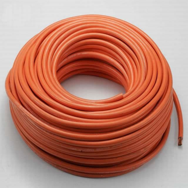 600V IEC60245 Standard 95mm2 Copper Rubber Insulation Electric Welding Cable