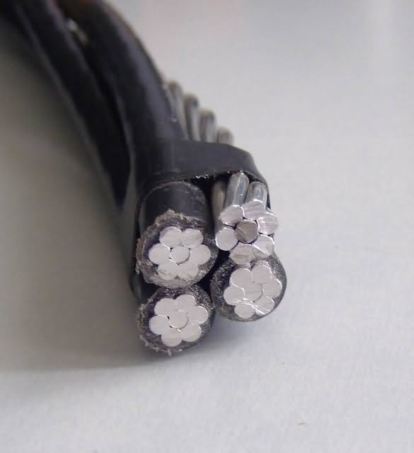 All Aluminum Conductor XLPE Insulation ABC Cable for Different Types