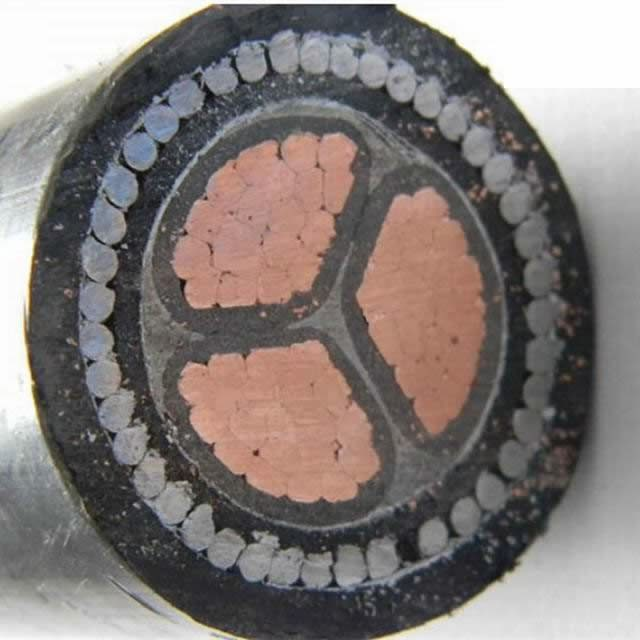 Armoured Power Cable for Underground Use China