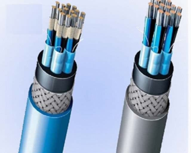 Copper Conductor Epr Insulation Shipboard Cable Type Cjy/Sc Power Cable