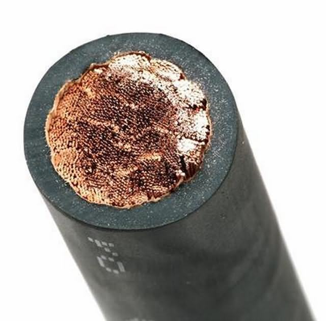 Copper Conductor PVC/Rubber/XLPE Insulated Electric Welding Cable