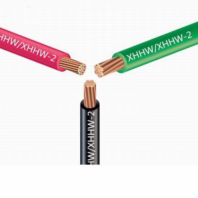 Copper Rhh Rhw 2 Use 2 600v 90c Xlpe Insulation Ul44