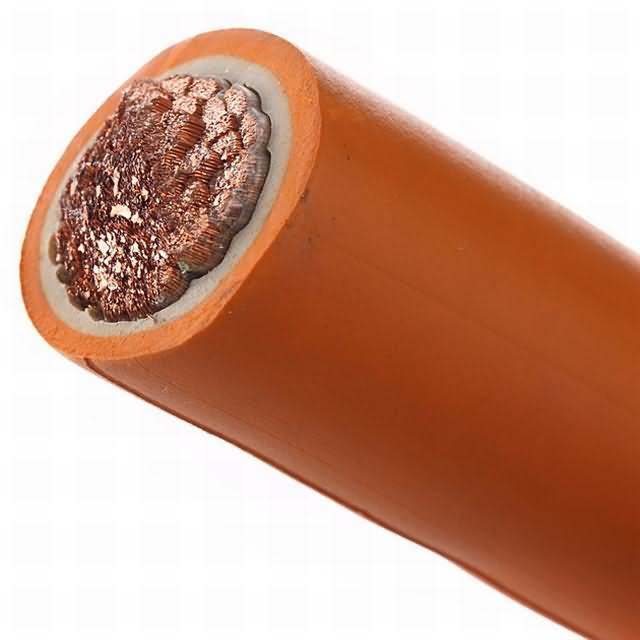 Copper Wire Rubber Insulated Welding Cable