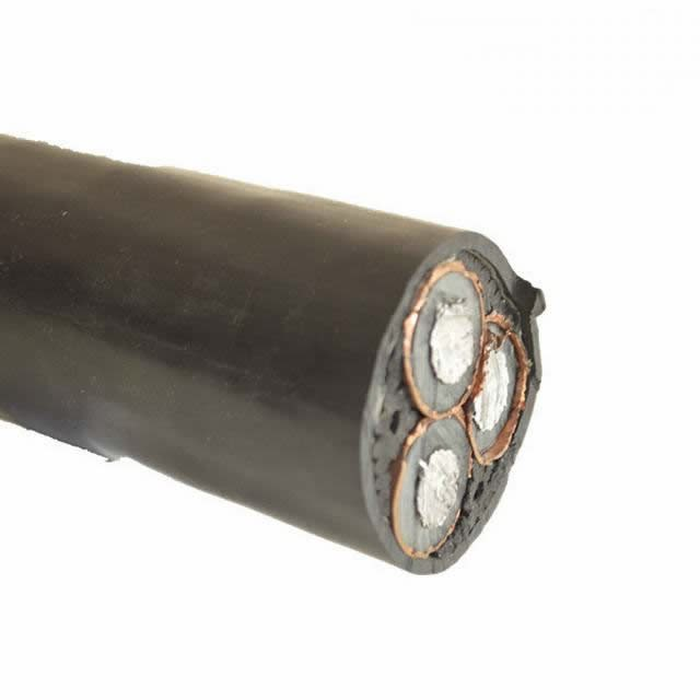 Copper or Aluminium 300mm2 XLPE Cable with Kema Test Repot