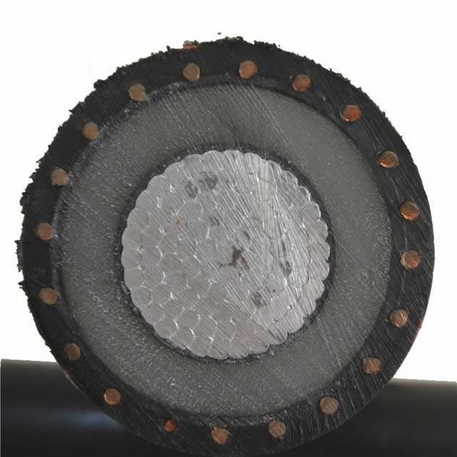 Cu Conductor XLPE Insulation Mv-90 Mediul-Voltage Cable 15kv