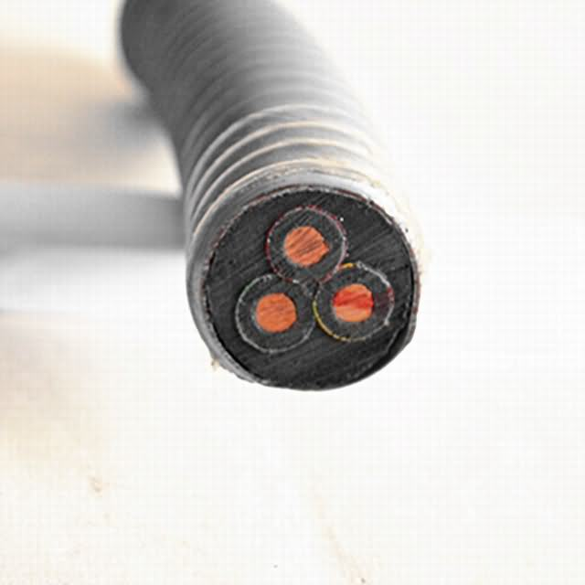 Electric Submersible Pump Cable Flat/Round Submersible Oil Pump Cable