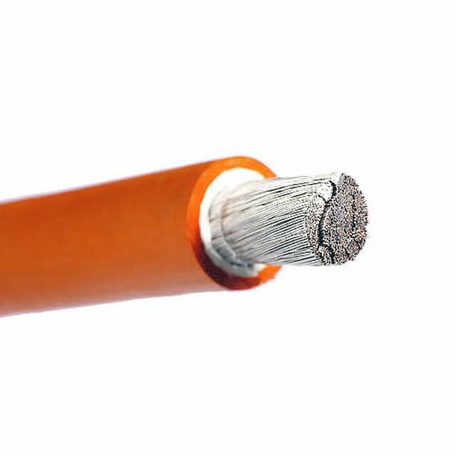 Flexible Copper Rubber Insulation Electric Cable