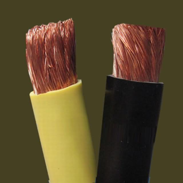 Flexible Copper Rubber Insulation Electric Welding Cable