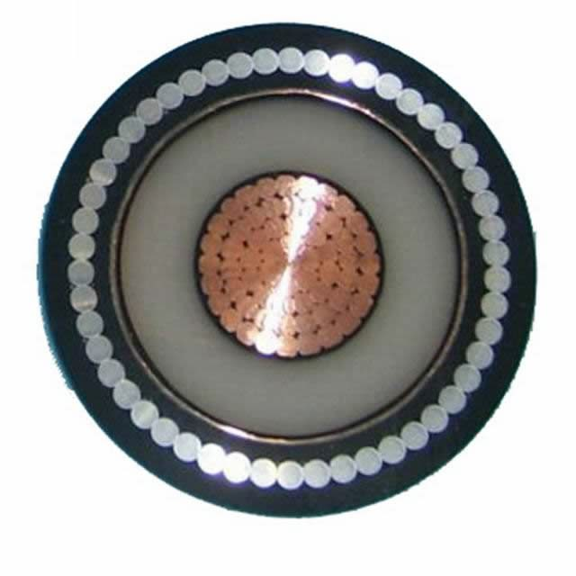IEC Standard Single Core 120mm2, Conductor de cobre del cable eléctrico
