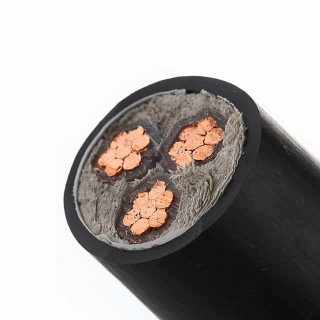 Low Voltage Aluminum Conductor XLPE Insulated Armoured Cable