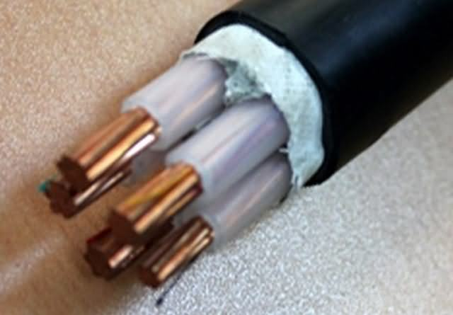 Low Voltage Multicore XLPE Insualted Unarmoured Power Cable with Ce Certificate