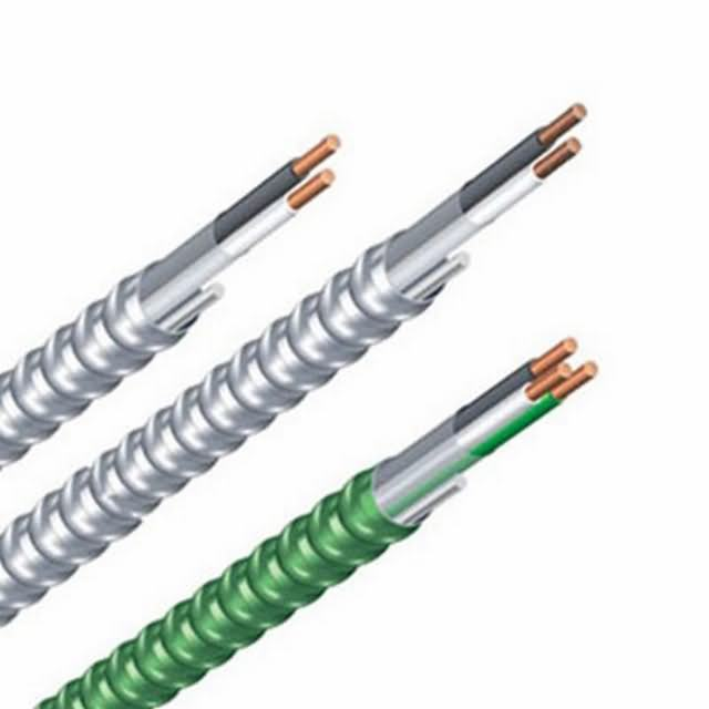 Mc Armoured Cable 12/2 12/3 10/2 10/3AWG Building Electrical Wire