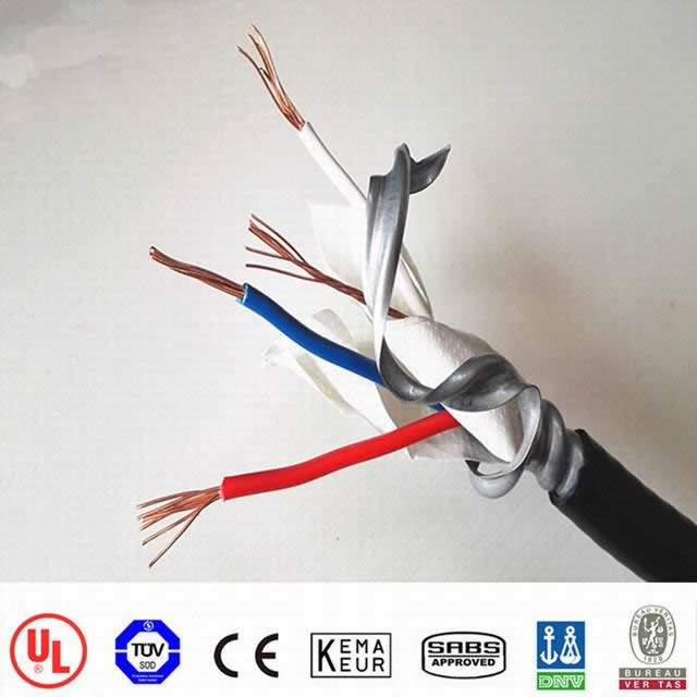 Multi Conductor, Low Voltage Power Cables 600 V, UL Type Mc Cable 3*8AWG+1*10AWG