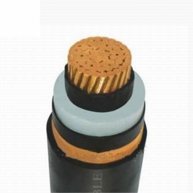Mv 1X500mm2 XLPE Insulated Electric Power Cable