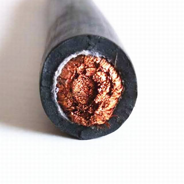 NBR Insulated Extra Flexible Copper Welding Cable