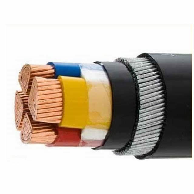 New Supply Hot Sale 120mm2 Copper Conductor XLPE Steel Wire Armored Power Cable