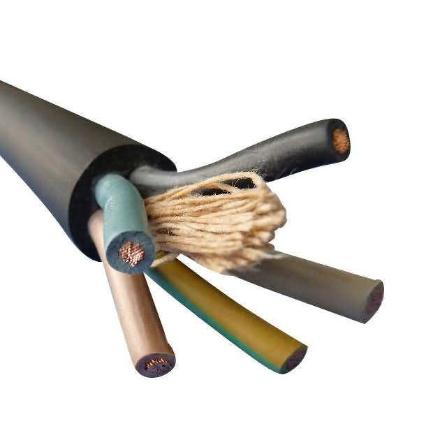 Rubber Jacket Cable Soow Epr Insulation Flexible Electrical Cable