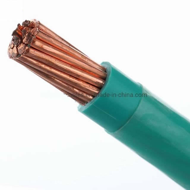 Solid Copper PVC Insulated BV/Thw/Thhn Single Core Cable