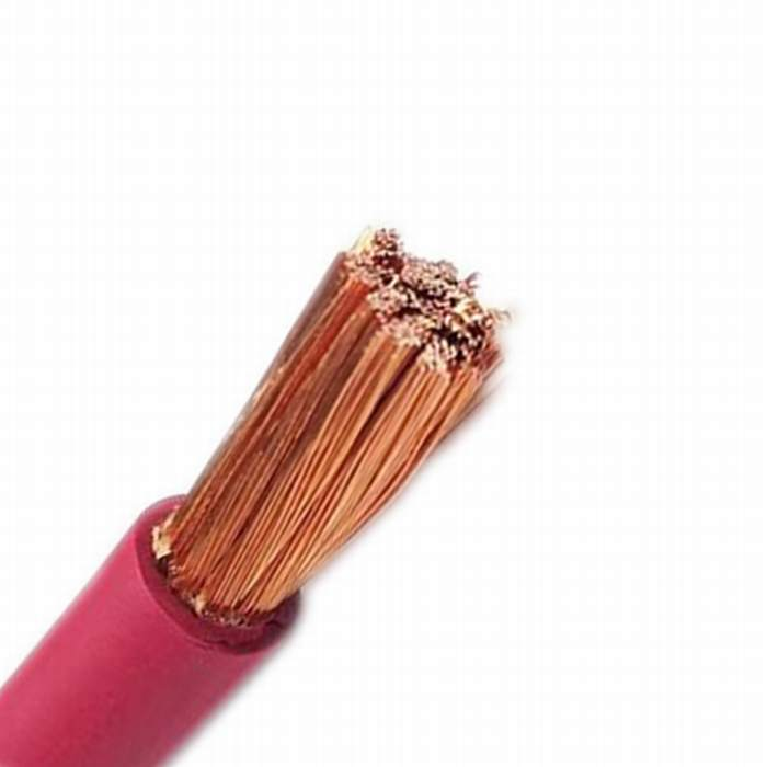 Superflex Cooper Wire Conductor Soft Welding Cable Epr Insulation Rubber Cable