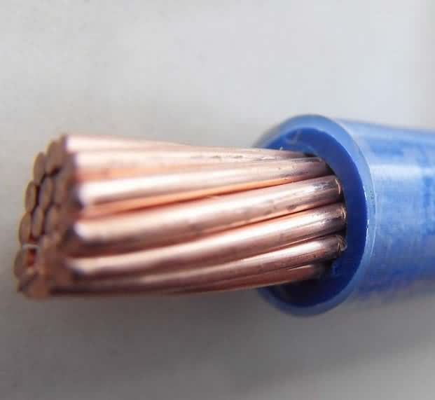 UL Standard 10 AWG Nylon Jacket Copper Thhn Cable