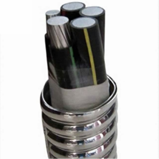 UL4 Standard Hebei Huatong Hot Sell AC/Bx Power Armored Cable 600V 10AWG 10/2 Metal Clad Cable