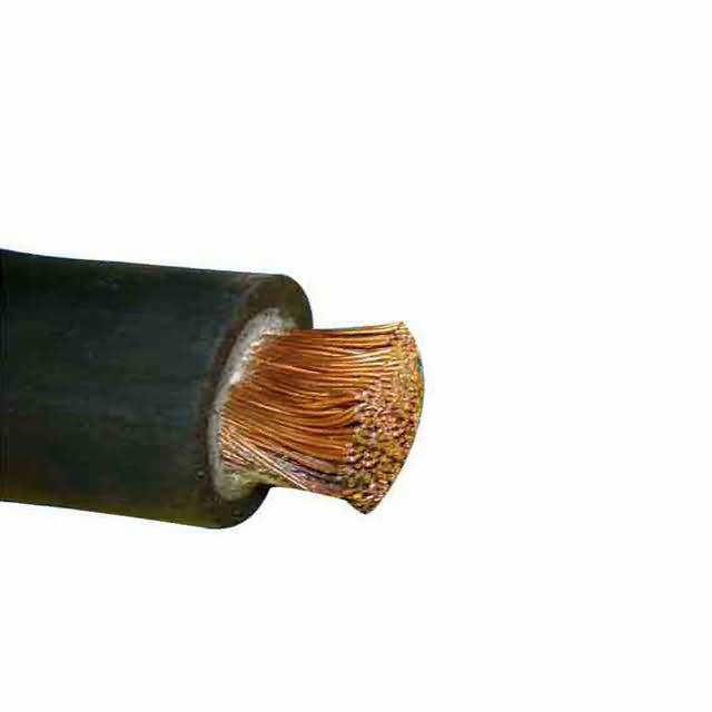 Wholesale Price Copper Conductor Rubber Insulated Electric Welding Cable