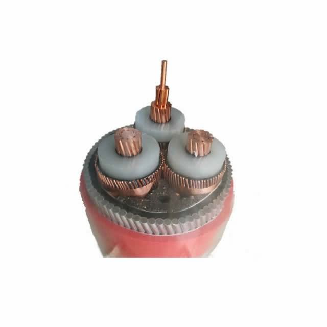 XLPE 12/20kv Na2xsy Na2xsfy Na2xs2y PE Sheath Electric Cable Power Cable Underground Cable