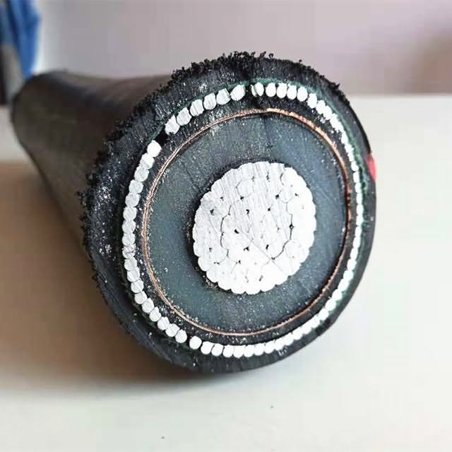 XLPE Insulated Copper Power Aluminium Armoured Cable