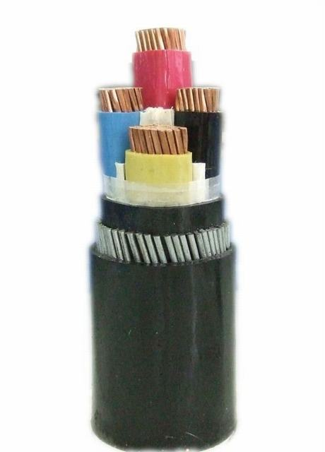 Copper Cable Underground Used Steel Armored PVC Insulated Cable XLPE Insulated Cable