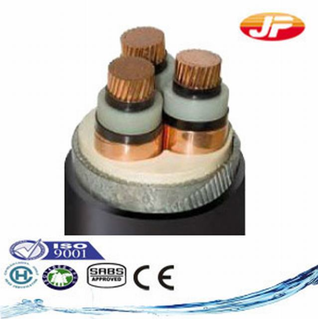 High Quality 1/11kv XLPE Insulated Steel Wire Armoured Cable