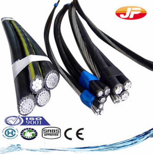 High Quality XLPE Insulated ABC Aerial Bundled Cable