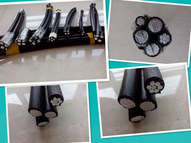 Hot Sales 15kv Overhead ABC Cable