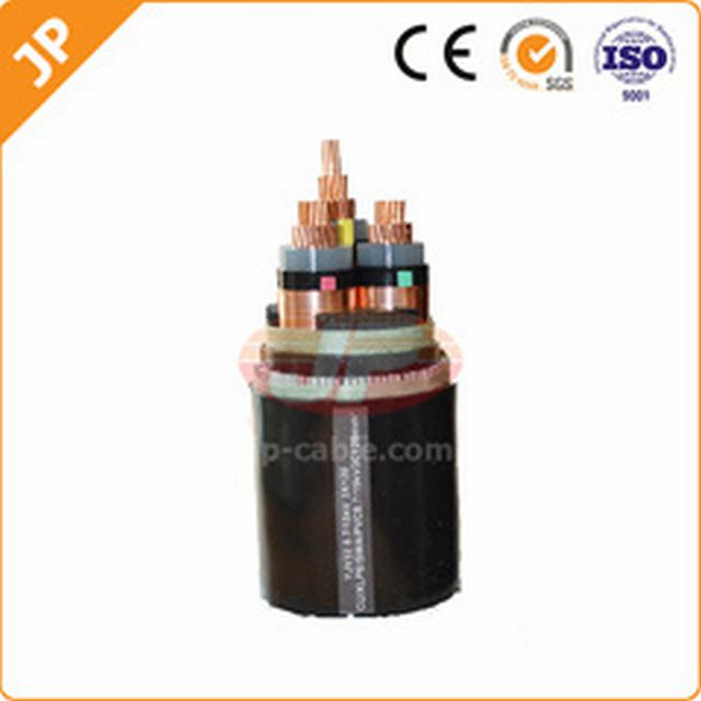 Medium Voltage Armored XLPE Power Cables
