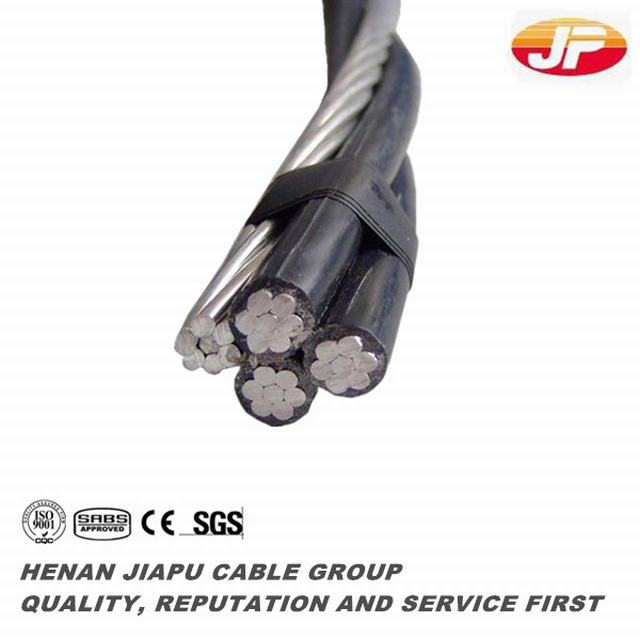 Service Drop Cable Neutral Supported
