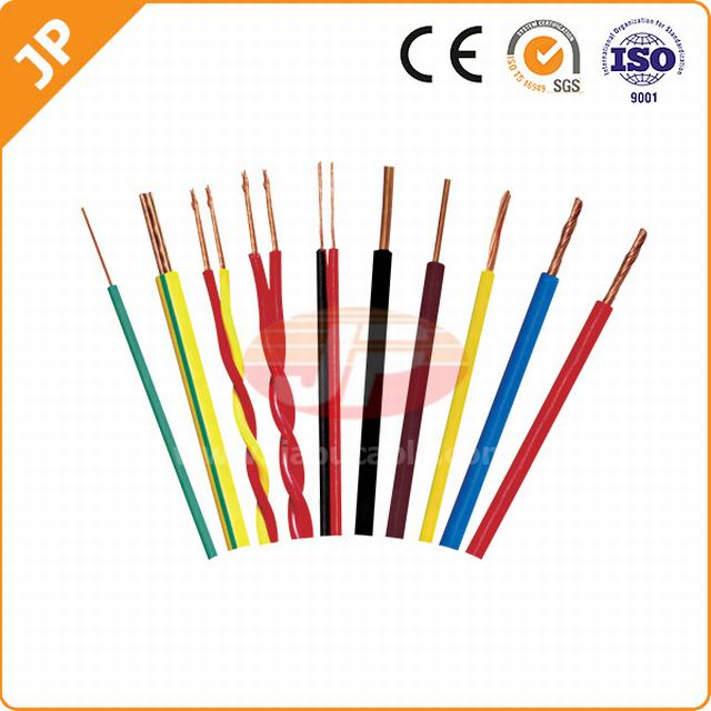 VDE Approved H05/07V-K Power Cable Electric Wire