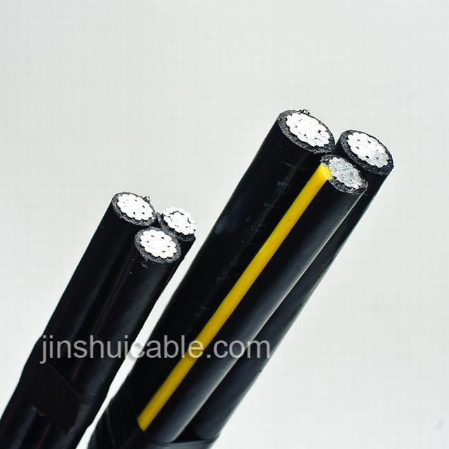 0.6/1kv Aluminum Core XLPE Insulated Cable Overhead