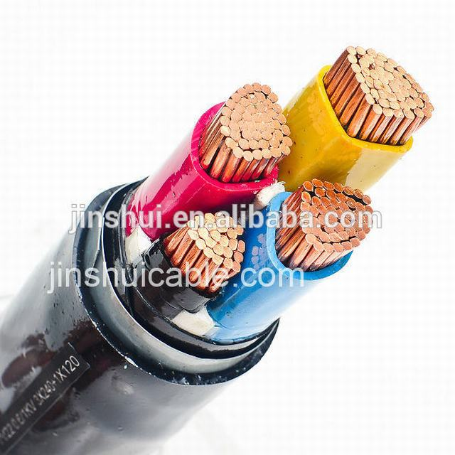 0.6/1kv PVC Insulated Coaxial Cable, Armoured Cable