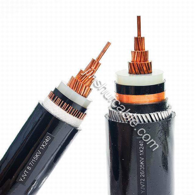 1-35kv XLPE Free Sample Alarm Power Cable, Fire Resistant Cable