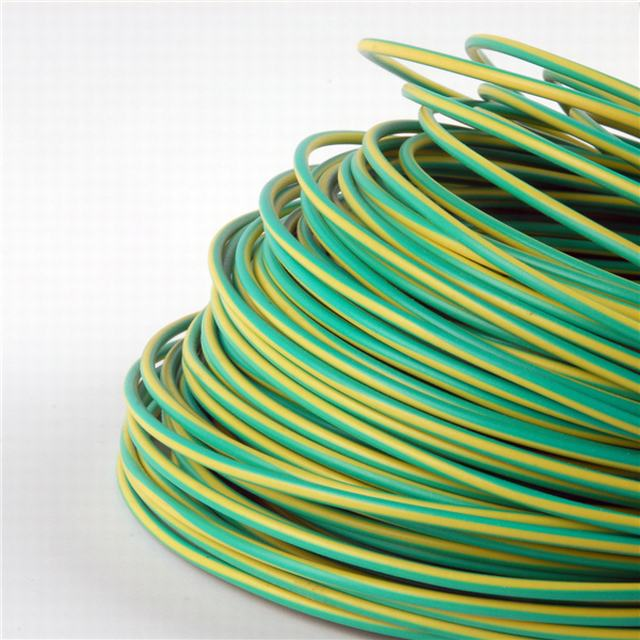 300/500V PVC Insulated Copper Wire, Building Wire, Electric ... on