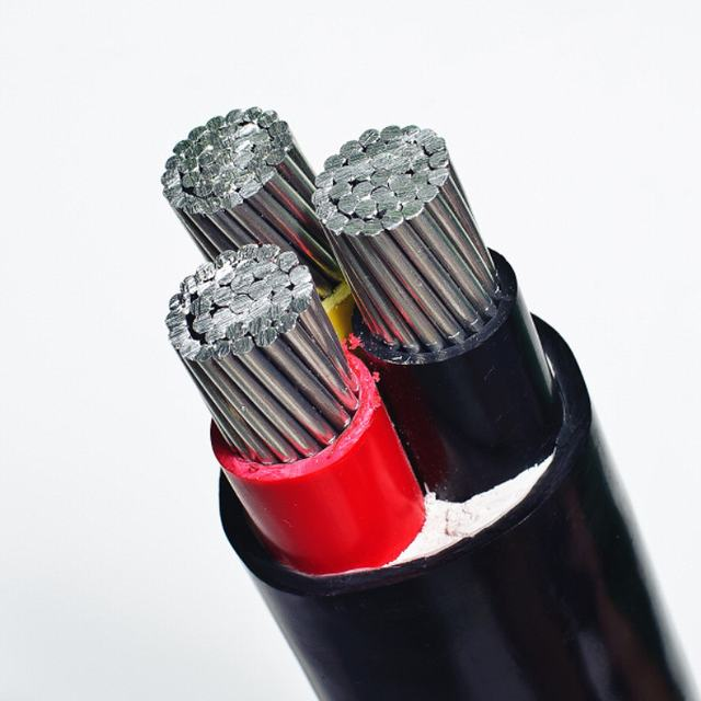 4 Core PVC Insulated and Sheathed Electric Aluminum Conductor Cable