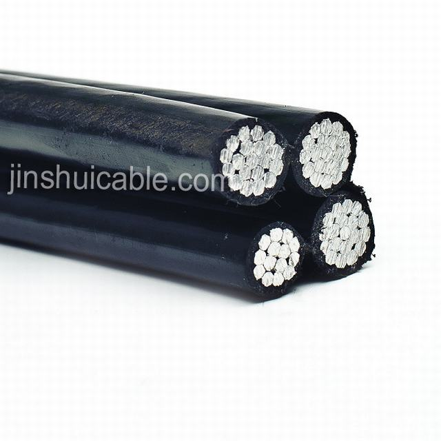 4 Cores ABC Electrical Cable