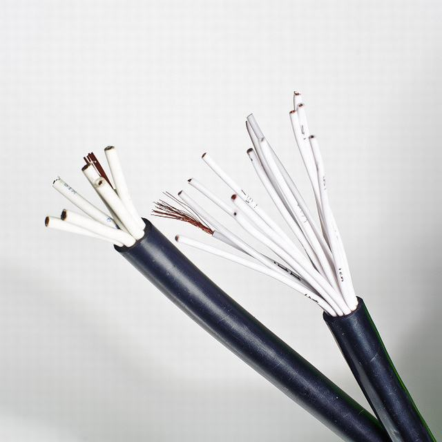 450/750V Copper PVC Insulation Sheath Control Cable