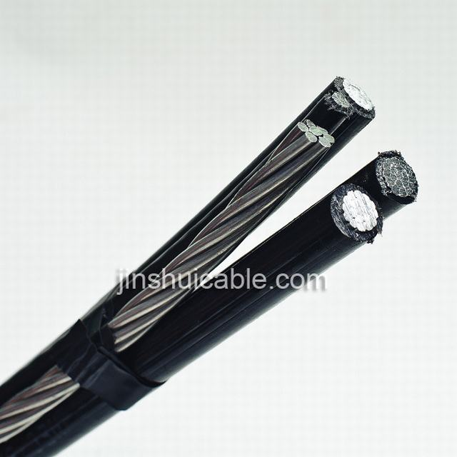 ABC Insulation Aerial Bounded Cable