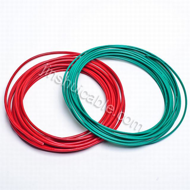 AWG #10 #12 #14 Thhn/Thwn Electric Building Wire Flexible Cable