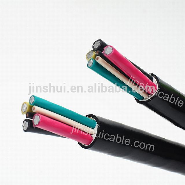 Aluminum Cores PVC Insulated Power Cable