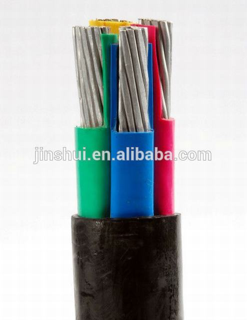 Aluminum Power Cable, Shielded Cable, Multi-Core Cable