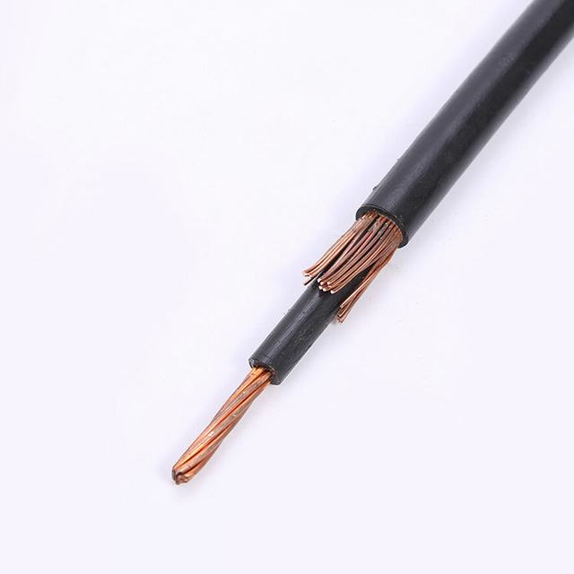 Coal Mining Machine Rubber Soft Shielded Coaxial Cable
