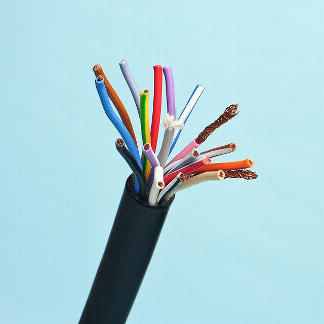 Copper 450/750V PVC Jacket Control Cable